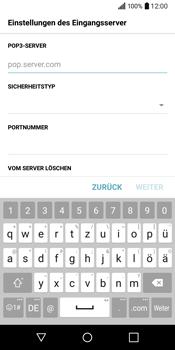 LG Q6 - E-Mail - Konto einrichten - Schritt 11
