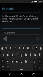 HTC Desire 620 - Apps - Konto anlegen und einrichten - 6 / 23