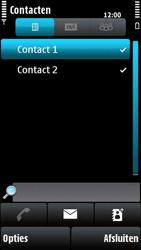 Nokia X6-00 - contacten, foto