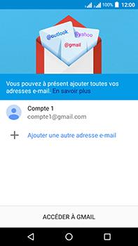 Acer Liquid Zest 4G Plus Double SIM - E-mail - Configuration manuelle (gmail) - Étape 15