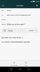 Huawei Ascend G7 - E-Mail - E-Mail versenden - 15 / 17