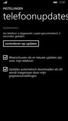 Nokia Lumia 830 - software - update installeren zonder pc - stap 7