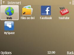 Nokia E72 - Internet - Manual configuration - Step 21