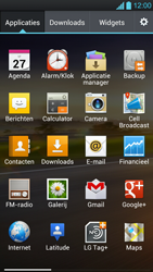 LG P880 Optimus 4X HD - E-mail - handmatig instellen - Stap 3