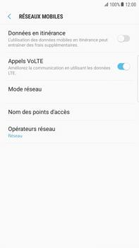 Samsung Galaxy S6 Edge+ - Android Nougat - Réseau - utilisation à l'étranger - Étape 9