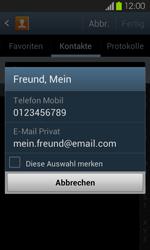 Samsung Galaxy S2 mit Android 4.1 - MMS - Erstellen und senden - 9 / 22