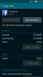 Samsung G850F Galaxy Alpha - Apps - Eine App deinstallieren - Schritt 6