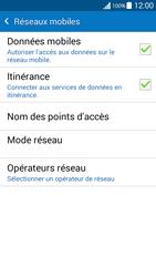 Samsung Galaxy Grand Prime (G530FZ) - Aller plus loin - Désactiver les données à l'étranger - Étape 6