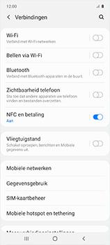 Samsung galaxy-a51-sm-a515f - Bluetooth - Aanzetten - Stap 4