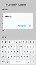 Samsung Galaxy J3 (2017) - Internet und Datenroaming - Manuelle Konfiguration - Schritt 14
