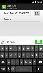 Bouygues Telecom Bs 403 - Contact, Appels, SMS/MMS - Envoyer un MMS - Étape 12