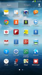 Samsung I9205 Galaxy Mega 6-3 LTE - Voicemail - Manual configuration - Step 3