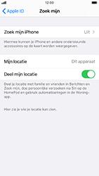Apple iPhone SE (2020) (Model A2296) - Beveiliging en ouderlijk toezicht - Zoek mijn iPhone inschakelen - Stap 10