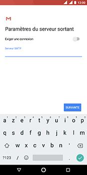 Nokia 5.1 - E-mail - Configuration manuelle - Étape 18