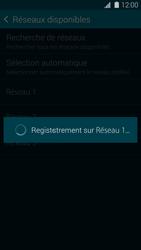 Samsung Galaxy S 5 - Réseau - Sélection manuelle du réseau - Étape 11