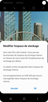 Samsung Galaxy S10e - Photos, vidéos, musique - Prendre une photo - Étape 4