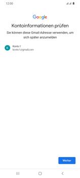 Samsung Galaxy S20 Ultra 5G - Apps - Einrichten des App Stores - Schritt 15