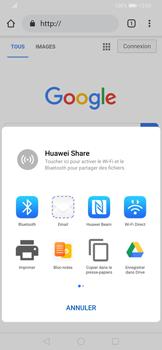 Huawei P Smart Z - Internet - navigation sur Internet - Étape 20
