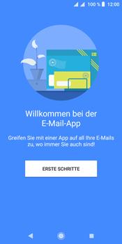 Sony Xperia L3 - E-Mail - Konto einrichten - Schritt 4