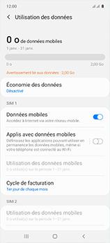 Samsung Galaxy A51 - Internet et roaming de données - Configuration manuelle - Étape 6