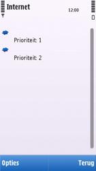 Nokia C5-03 - Internet - handmatig instellen - Stap 11