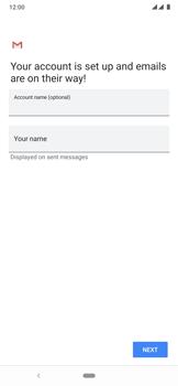 Nokia 6.2 - E-mail - manual configuration - Step 20