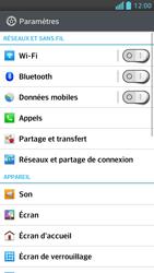 LG P875 Optimus F5 - Bluetooth - connexion Bluetooth - Étape 6