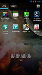 Wiko Darkmoon - Voicemail - Handmatig instellen - Stap 3