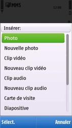 Nokia C6-00 - MMS - envoi d'images - Étape 11