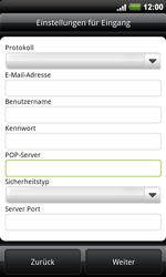 HTC A9191 Desire HD - E-Mail - Konto einrichten - Schritt 9