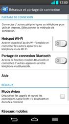 LG G2 - Internet - Configuration manuelle - Étape 5