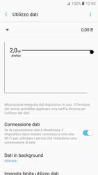 Samsung Galaxy A5 (2017) - Internet e roaming dati - Come verificare se la connessione dati è abilitata - Fase 7