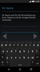 HTC Desire 620 - Apps - Konto anlegen und einrichten - 7 / 23