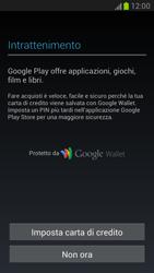 Samsung Galaxy Note II - Applicazioni - Configurazione del negozio applicazioni - Fase 13