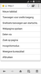 Samsung I9195i Galaxy S4 mini VE - Internet - Hoe te internetten - Stap 16
