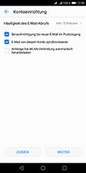 Huawei Y5 (2018) - E-Mail - Konto einrichten (yahoo) - Schritt 12