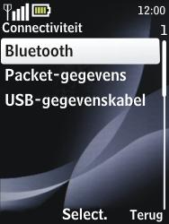 Nokia 2700 classic - bluetooth - headset, carkit verbinding - stap 5