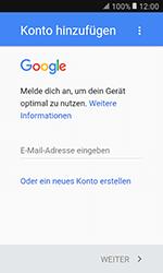 Samsung G389 Galaxy Xcover 3 VE - E-Mail - Konto einrichten (gmail) - Schritt 10