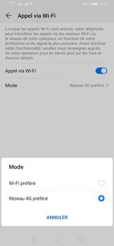 Huawei P30 Pro - WiFi - Activez WiFi Calling - Étape 10