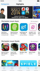 Apple iPhone 6 Plus - iOS 8 - Apps - Nach App-Updates suchen - Schritt 3