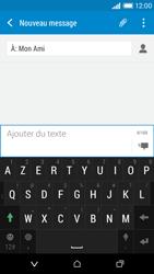 HTC Desire 610 - Contact, Appels, SMS/MMS - Envoyer un MMS - Étape 9