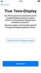 Apple iPhone 8 - iOS 11 - Persönliche Einstellungen von einem alten iPhone übertragen - 24 / 30