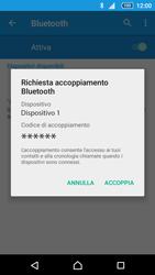 Sony Xperia Z5 Compact - Bluetooth - Collegamento dei dispositivi - Fase 7
