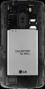 LG D855 G3 - SIM-Karte - Einlegen - Schritt 6