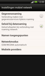 HTC T328e Desire X - Internet - Handmatig instellen - Stap 6