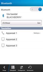 BlackBerry Z10 - Bluetooth - koppelen met ander apparaat - Stap 11