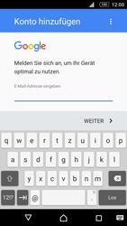 Sony Xperia M5 - E-Mail - Konto einrichten (gmail) - 9 / 17