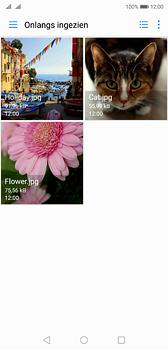 Huawei P20 - MMS - afbeeldingen verzenden - Stap 13