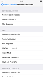 Apple iPhone 6 Plus - iOS 8 - Internet et roaming de données - Configuration manuelle - Étape 7
