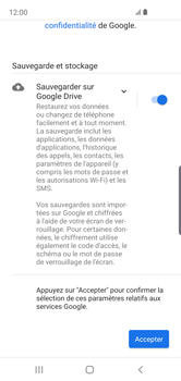 Samsung Galaxy S10e - E-mail - 032a. Email wizard - Gmail - Étape 12